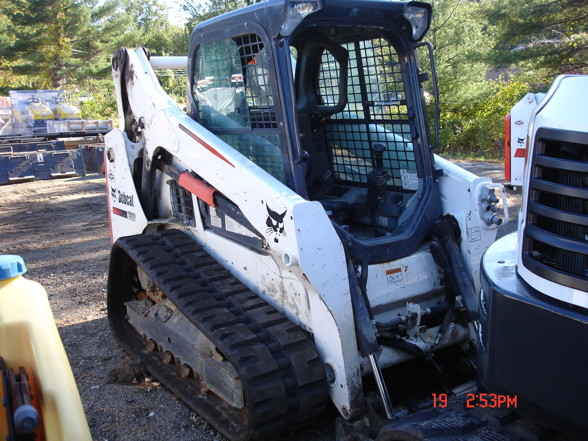 Used 2016 Bobcat T590 in Falmouth, ME