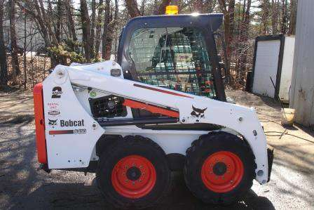 Used 2015 Bobcat S450 in Falmouth, ME