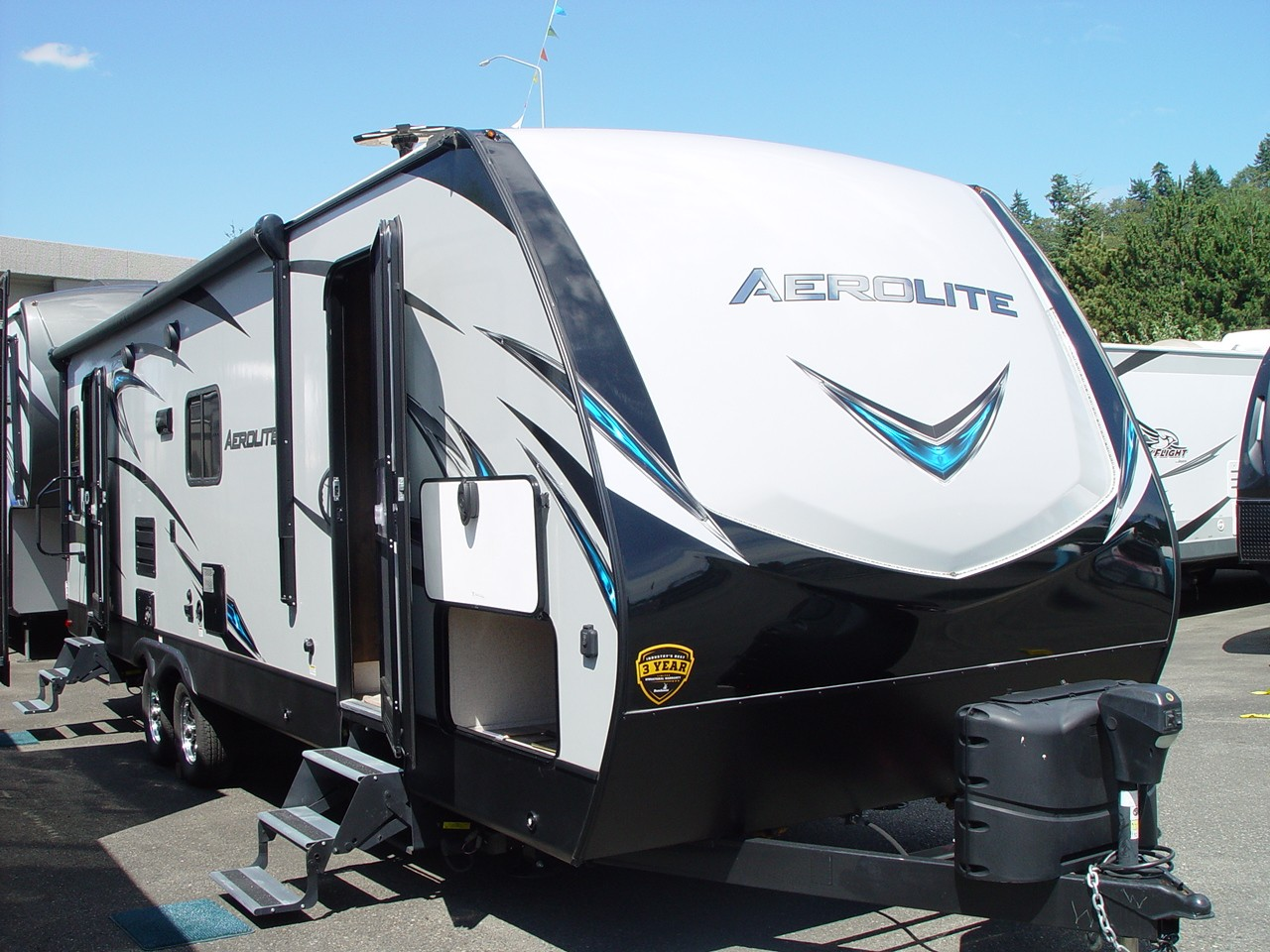 Kent RV, WA, Used, Recreational Vehicle, Financing