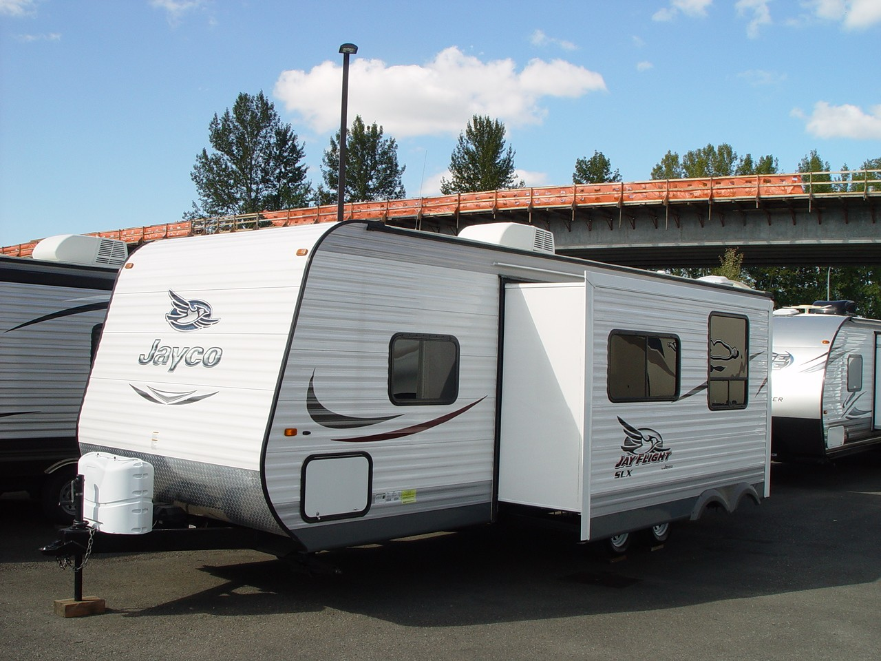 Used 2015 Jayco Jay Flight Slx 267bhsw In Kent Wa Tv Wiring Diagram Click Here For Larger Image