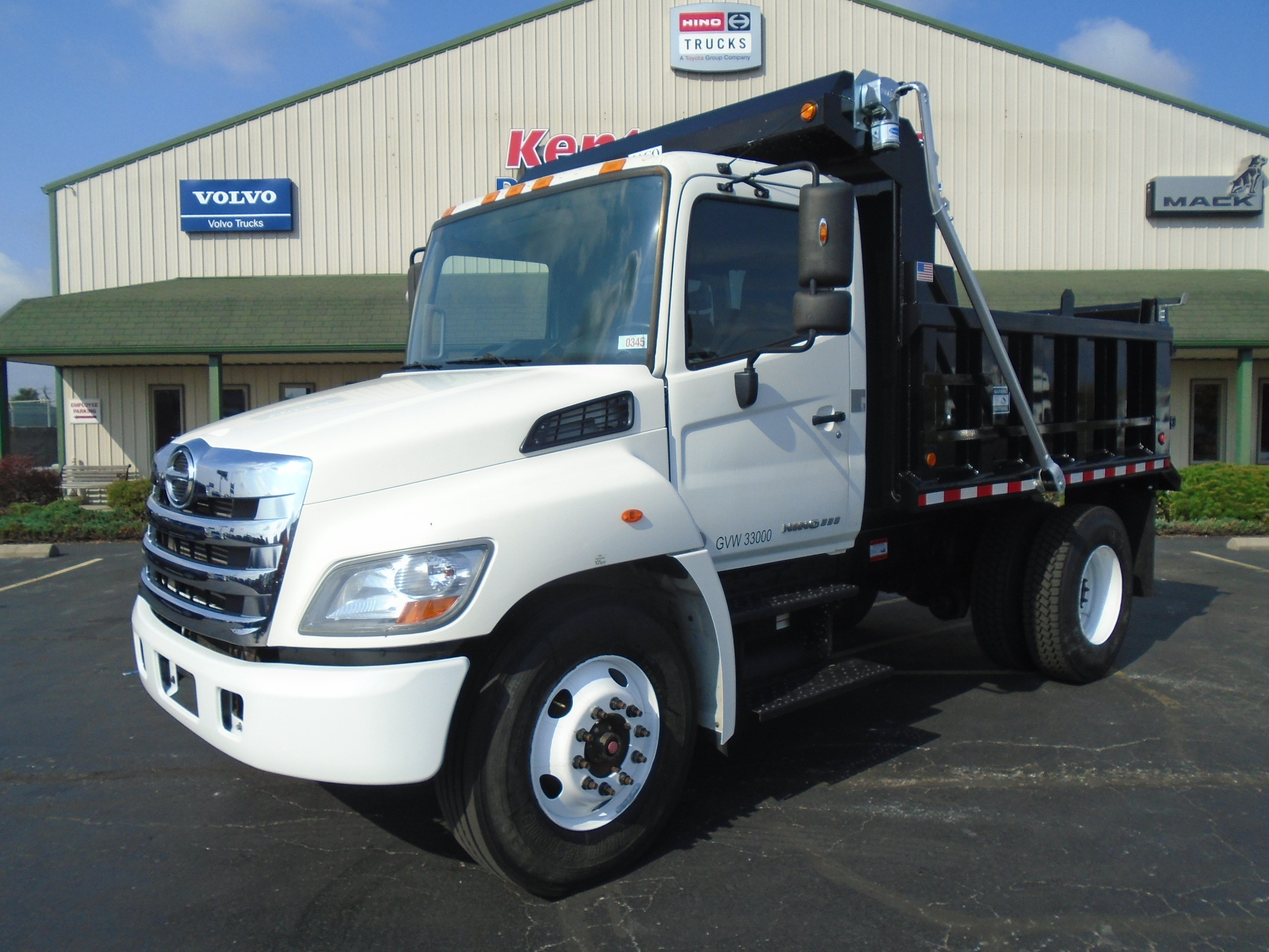 Mack, Volvo & Hino Commercial Trucks Indiana | Clarksville, IN