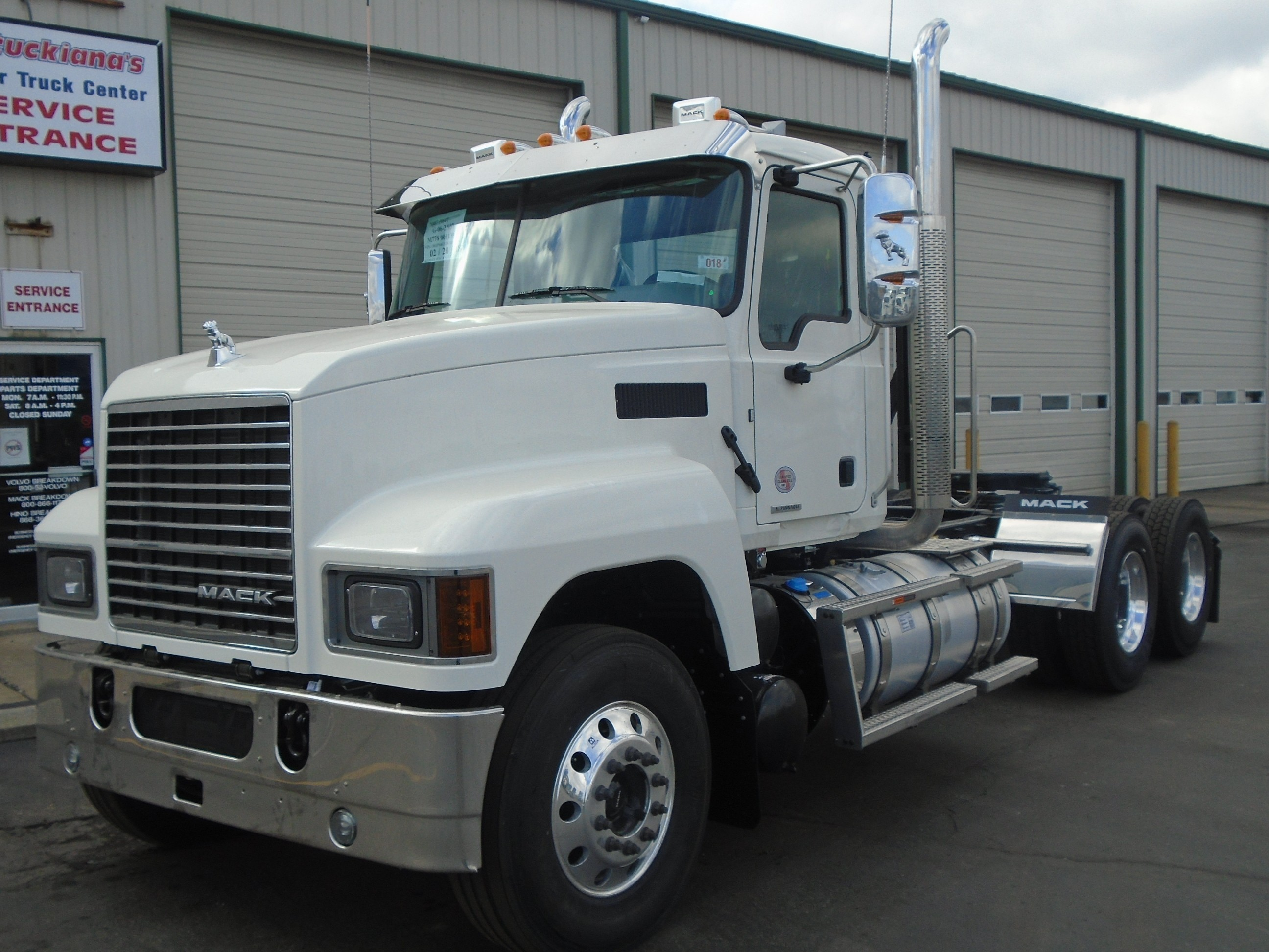 New Truck manufacturer models available in IN