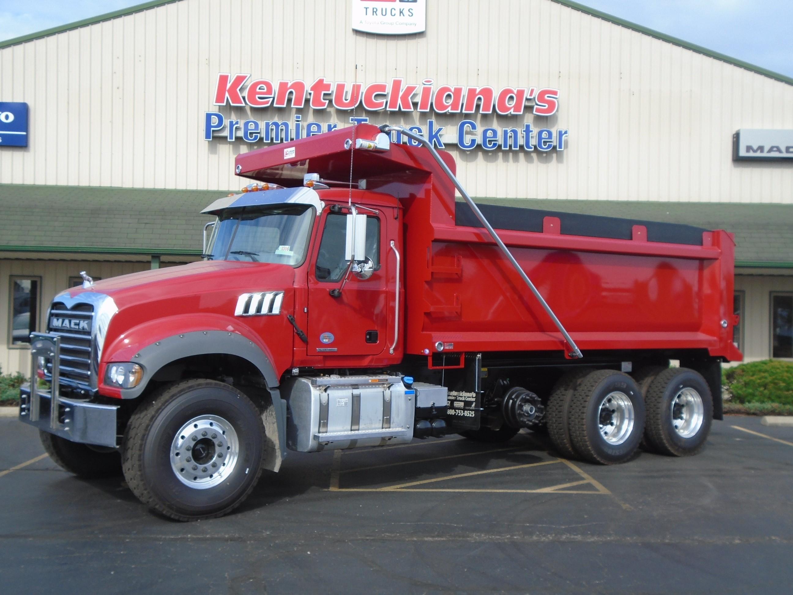 New 2020 Mack G64FR in Clarksville, IN