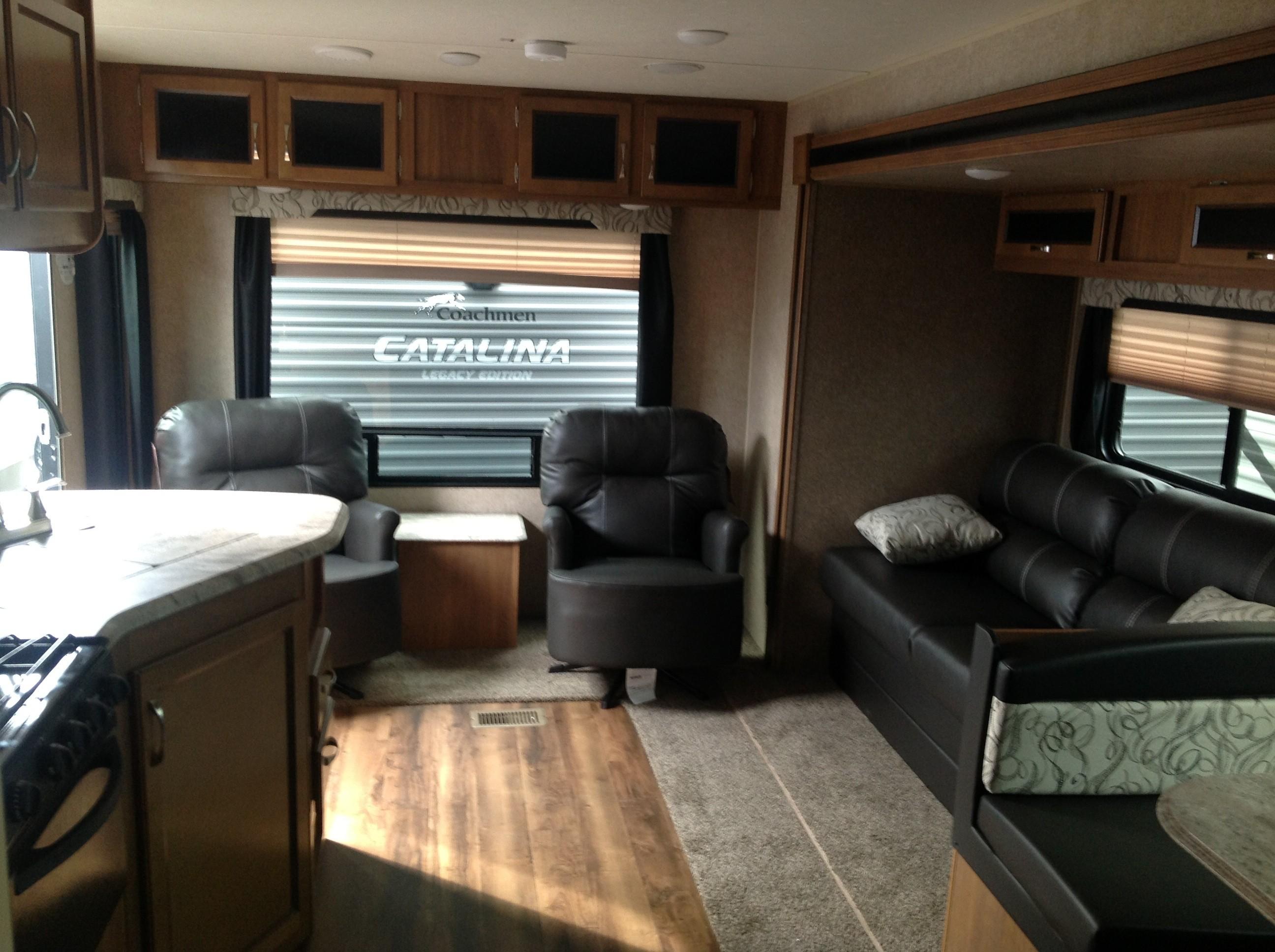 New 2018 Coachmen Catalina SBX 251 RLS in Warren, MI