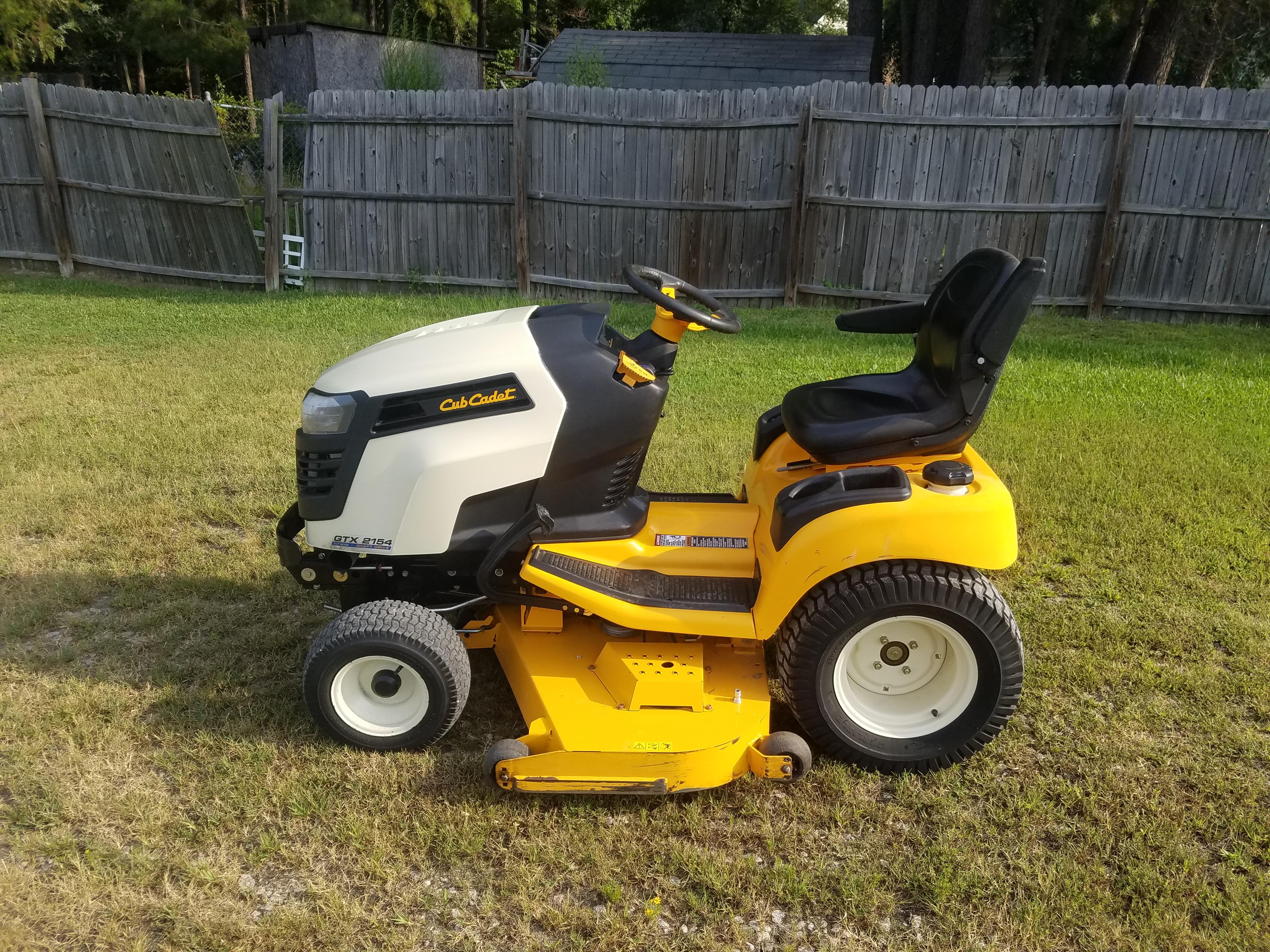 Cub Cadet Gtx : Knightdale tractor cub cadet dealer raleigh nc stihl