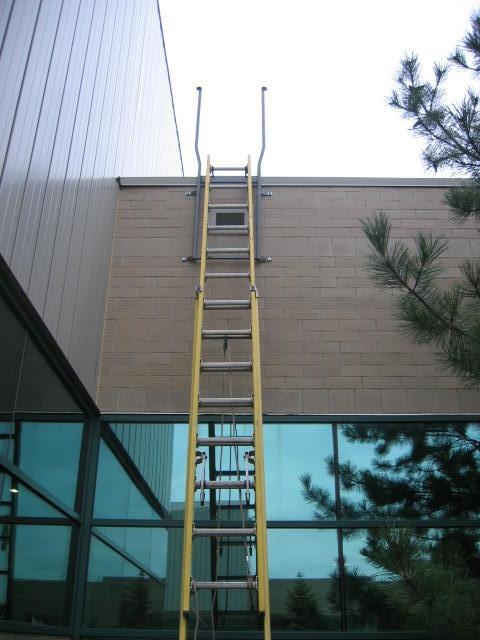 Ladderport Safety Equipment Ladder Stabilizer