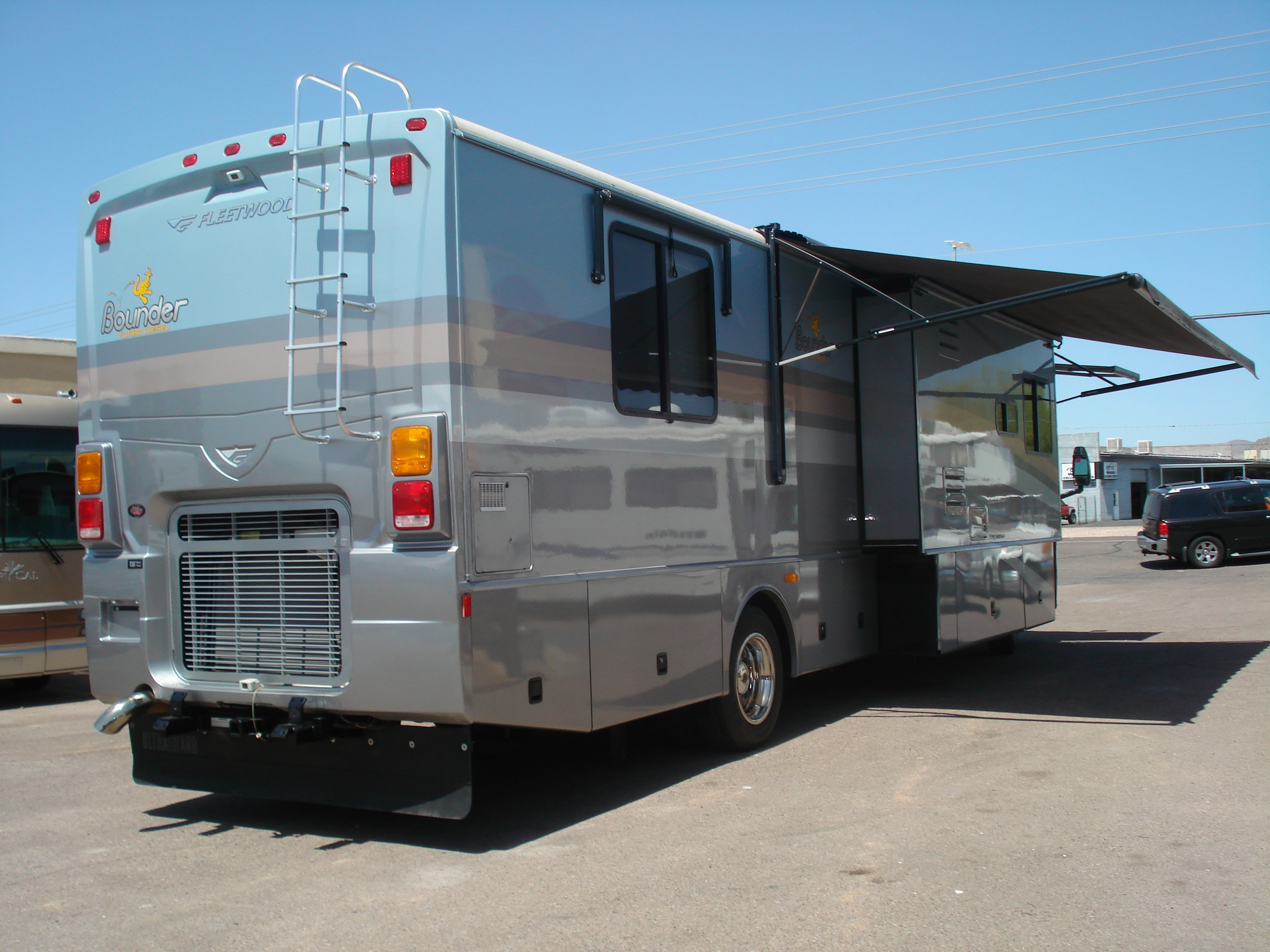 Used 2006 Fleetwood Bounder 38n In Apache Junction Az. Click Here For Larger. Wiring. 2006 Fleetwood Bounder Motorhome Schematic At Scoala.co