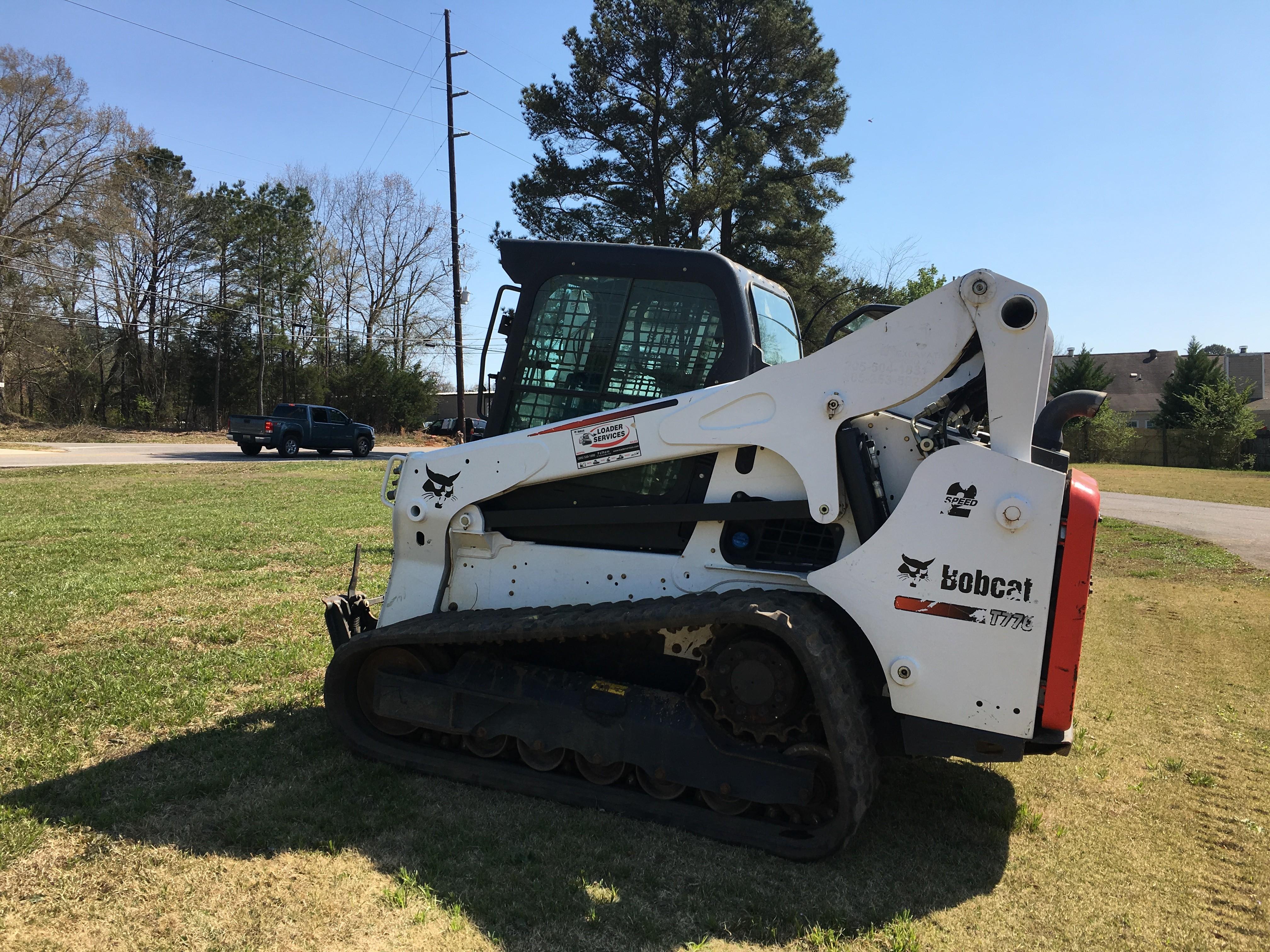 Used 2017 Bobcat T770 in Pelham, AL