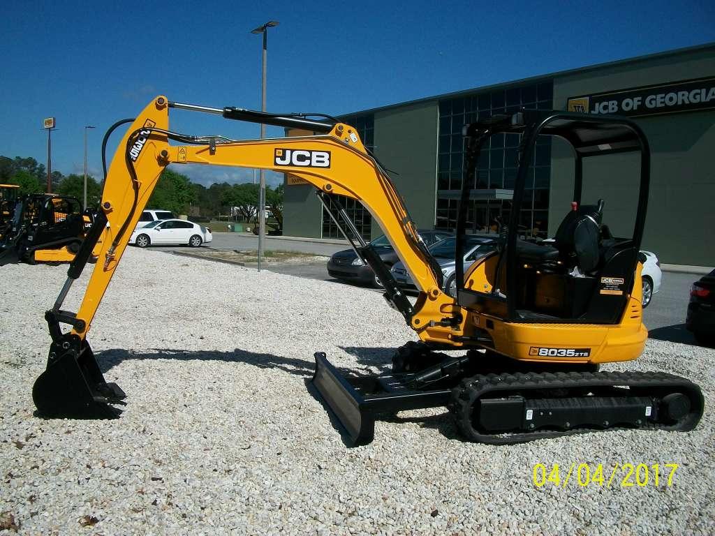 construction equipment dealer in pooler ga jcb excavators