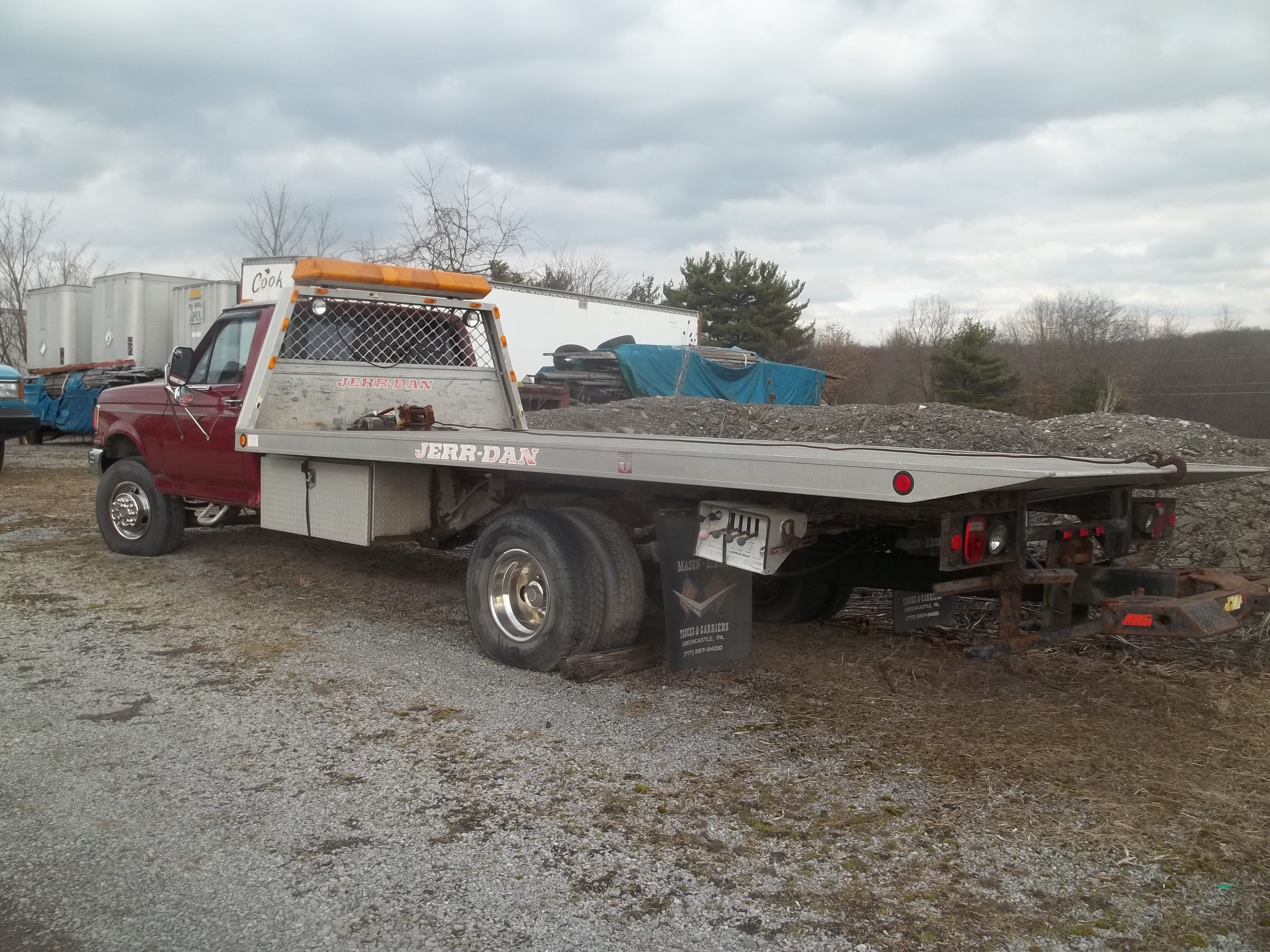 Used 1988 Ford Ford F450 in Evans City PA