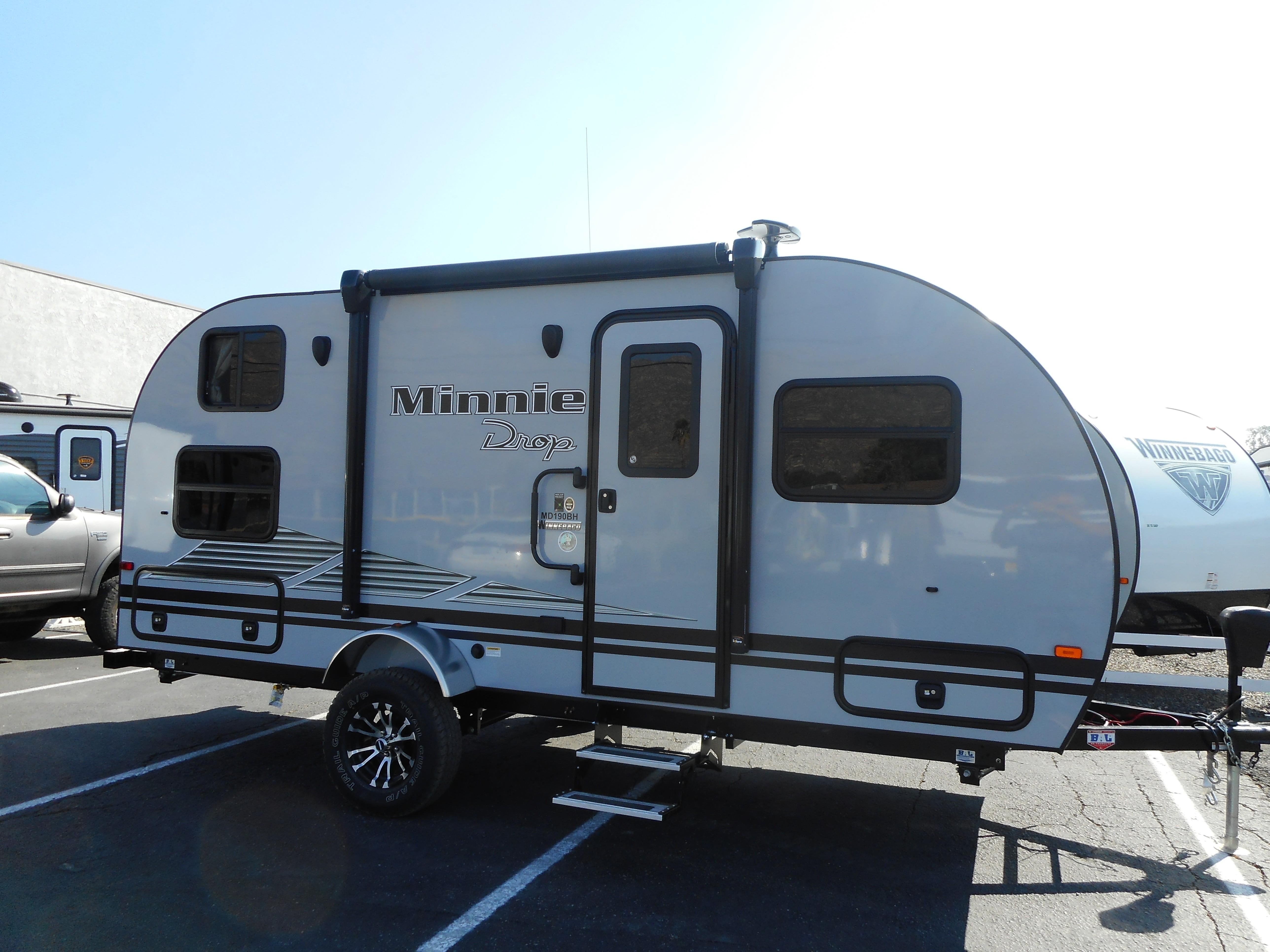 solar ready travel trailers