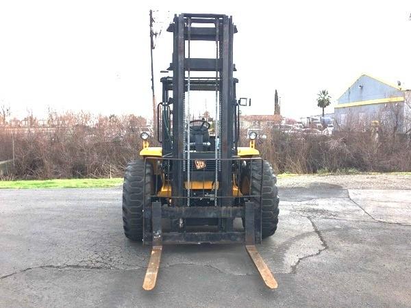 Used 2012 JCB 930 in West Sacramento, CA