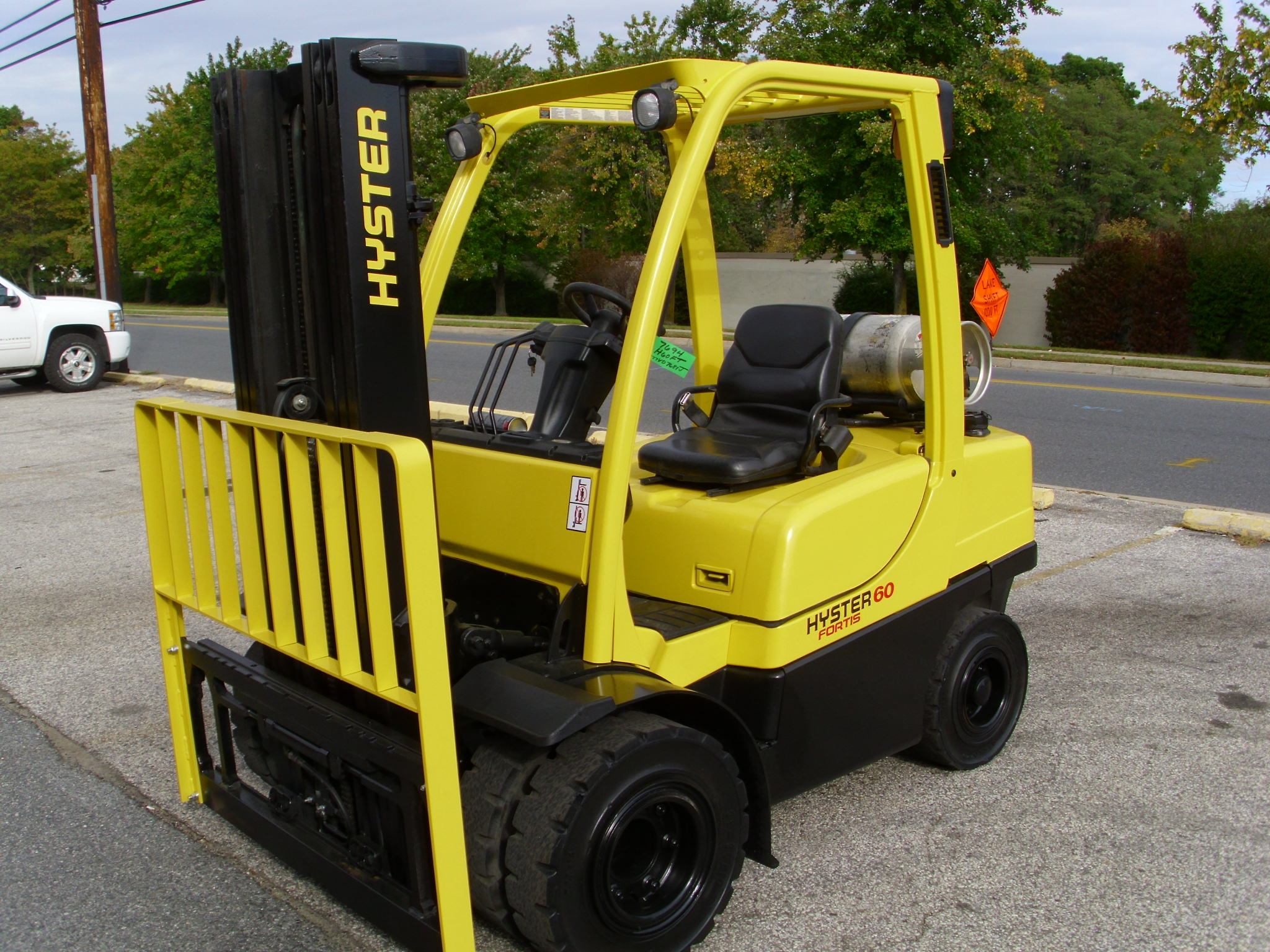 Forklift training in dc va md mccall handling company 2011 hyster h60ft xflitez Image collections