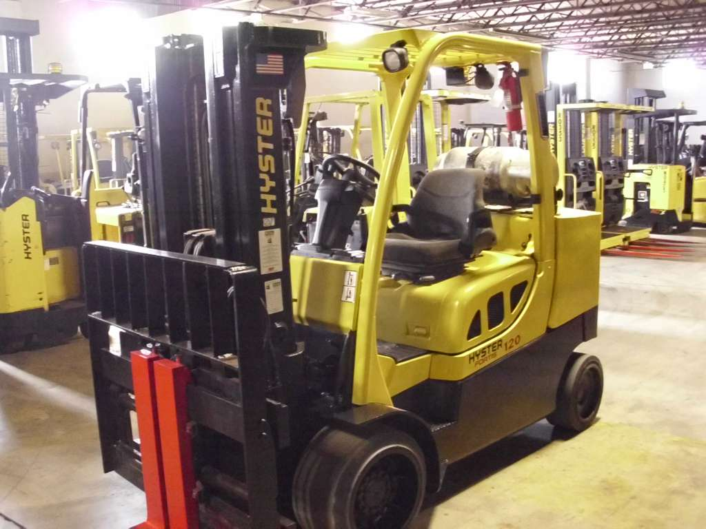 Forklift training in dc va md mccall handling company 2009 hyster used hyster s120fts xflitez Image collections
