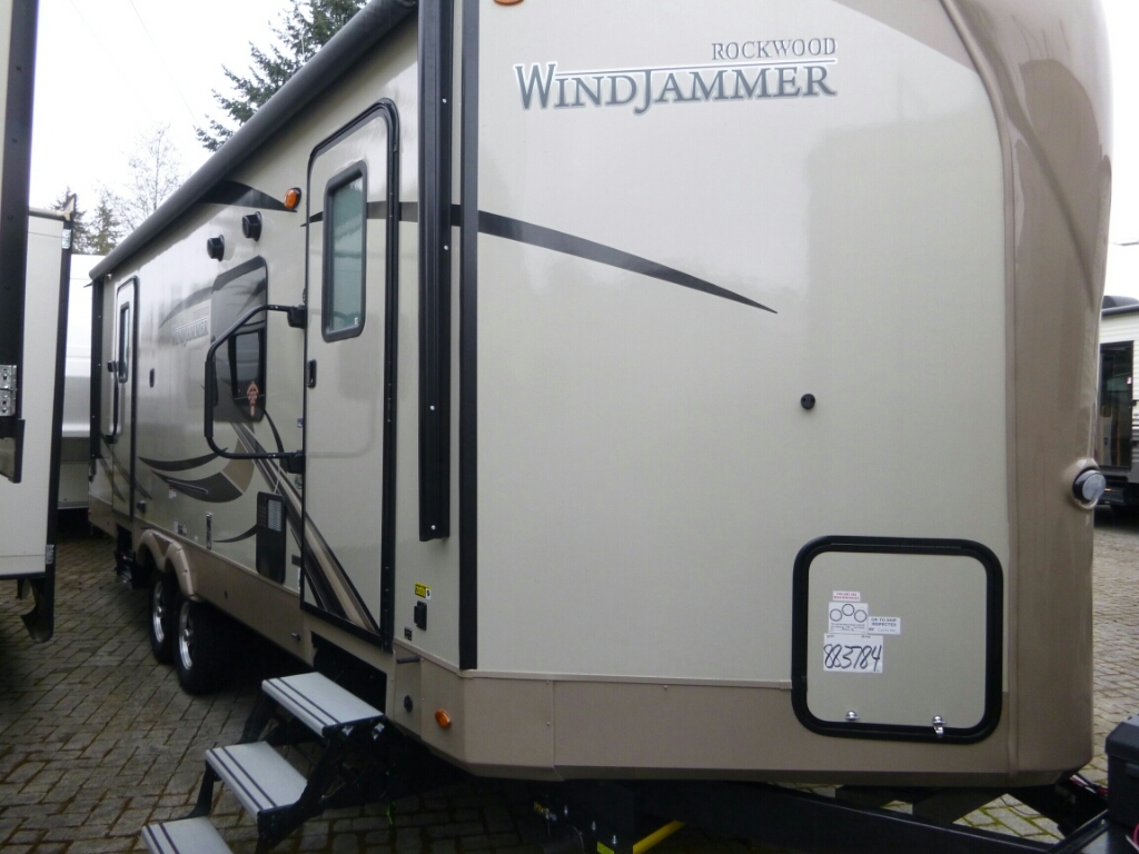 Wind Jammer Rv Wiring Diagram Detailed Schematics Forest River Camper New 2019 Rockwood Windjammer 2618v In Vancouver Wa Battery Disconnect Switch