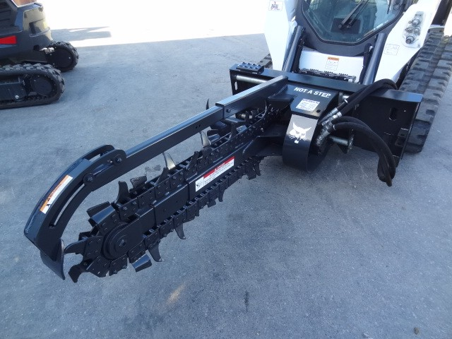 Used, 2018, Bobcat, LT313 Trencher Attachment, 4'x6