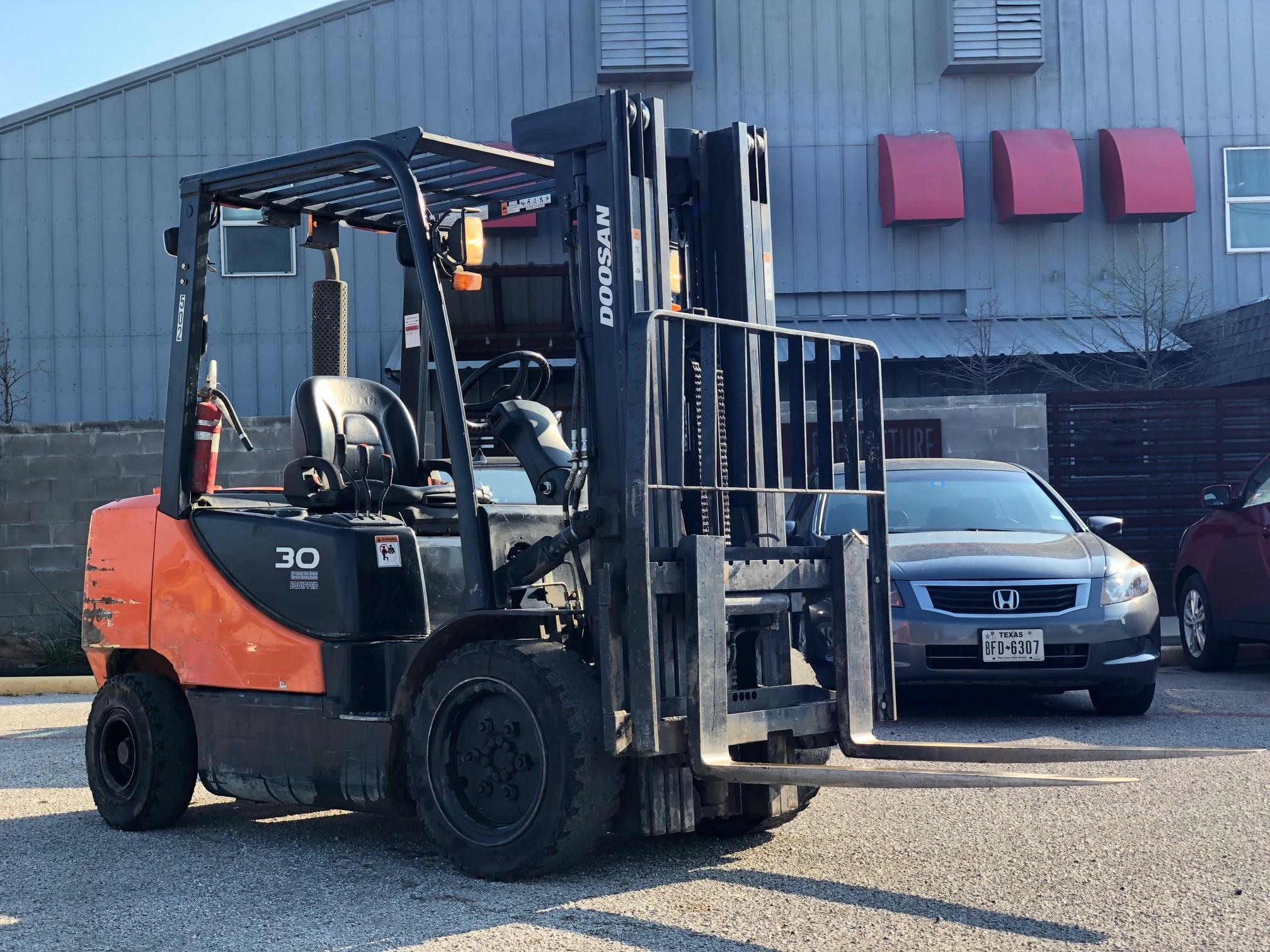 Pallet Jack, Forklft & Lift Truck Dealer | New & Used