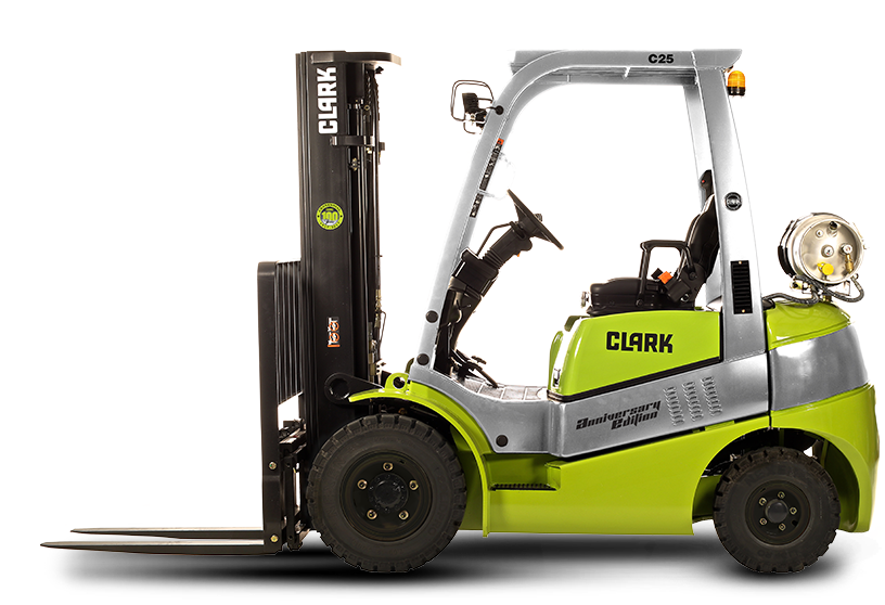 New, 2019, CLARK, C25, Forklifts / Lift Trucks