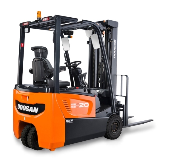 New, 2019, Doosan, B18T, Forklifts / Lift Trucks