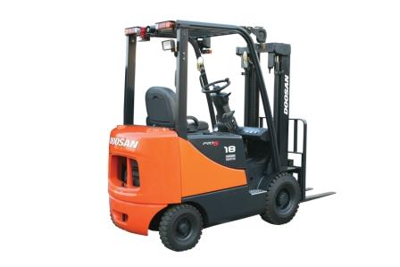 New, 2019, Doosan, D18S, Forklifts / Lift Trucks