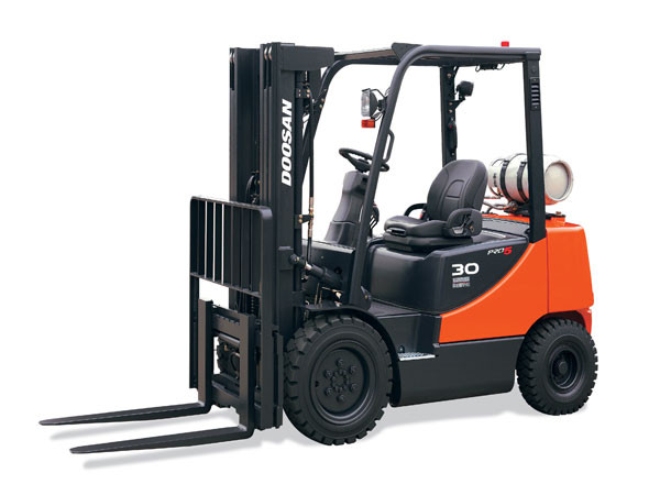 New, 2019, Doosan, G25N-7, Forklifts / Lift Trucks