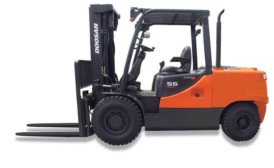 New, 2019, Doosan, D55C, Forklifts / Lift Trucks