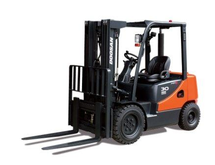New, 2019, Doosan, D25S, Forklifts / Lift Trucks