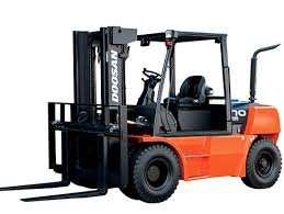 New, 2019, Doosan, D70D, Forklifts / Lift Trucks
