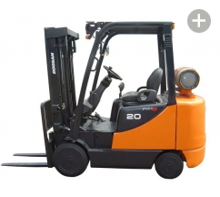 New, 2019, Doosan, GC25P-5, Forklifts / Lift Trucks