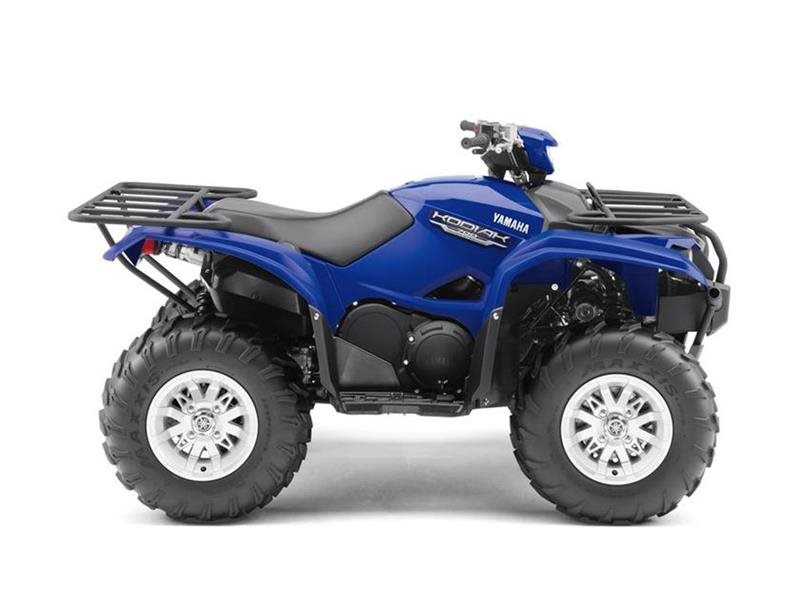 2017 Yamaha Kodiak 700 EPS Steel Blue
