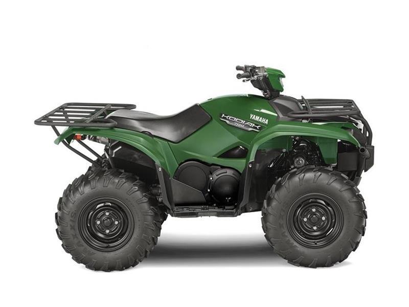 2017 Yamaha Kodiak 700 EPS Hunter Green