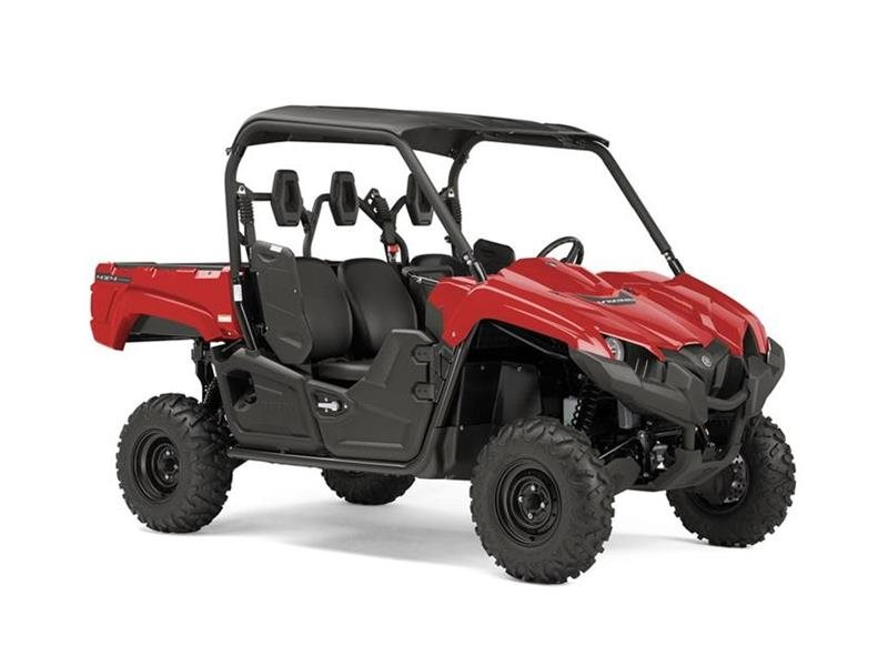 2018 Yamaha Viking EPS Red
