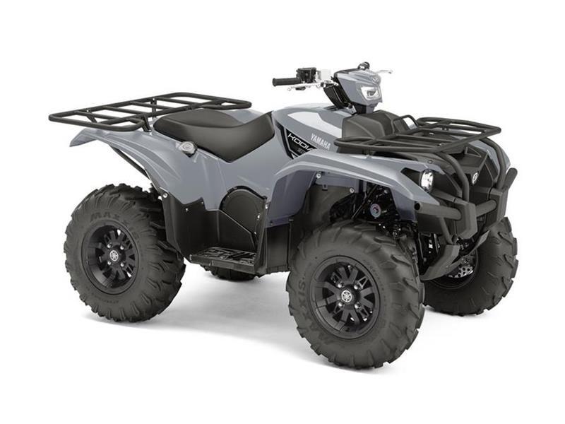 2018 Yamaha Kodiak 700 EPS Armor Grey