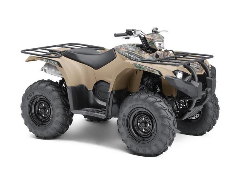 2018 Yamaha Kodiak 450 EPS Fall Beige