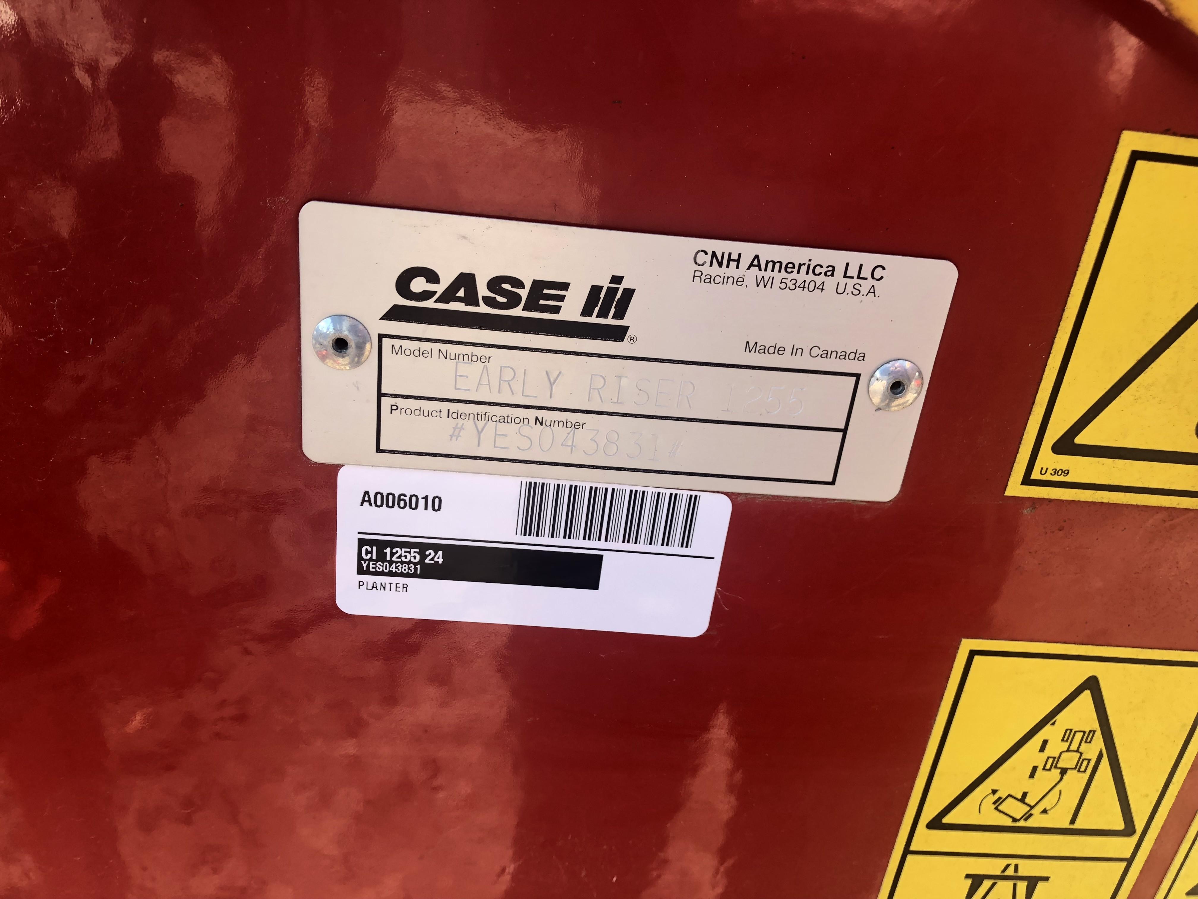 2014 Case IH 1255 24R