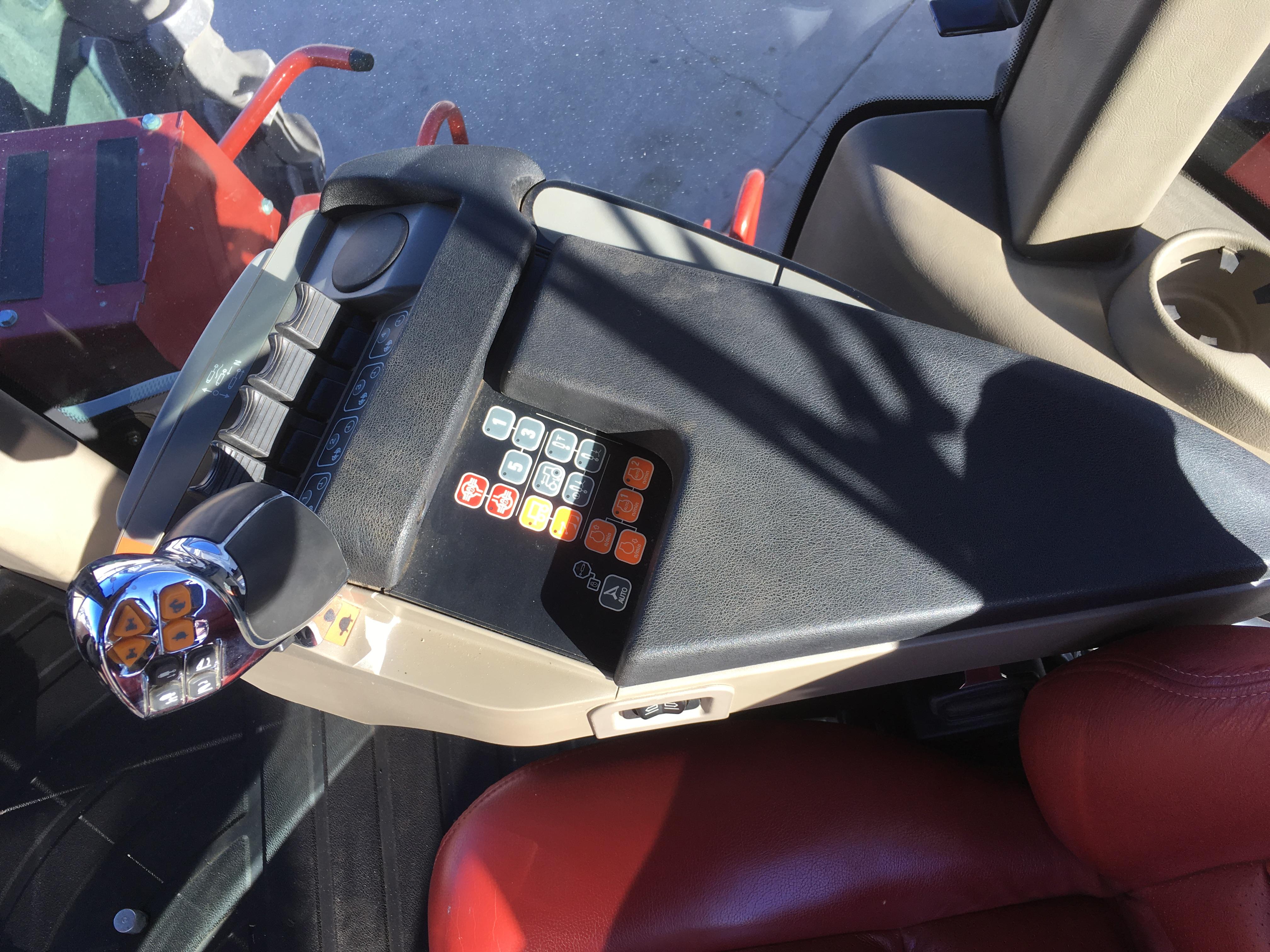 2012 Case IH Steiger® 550