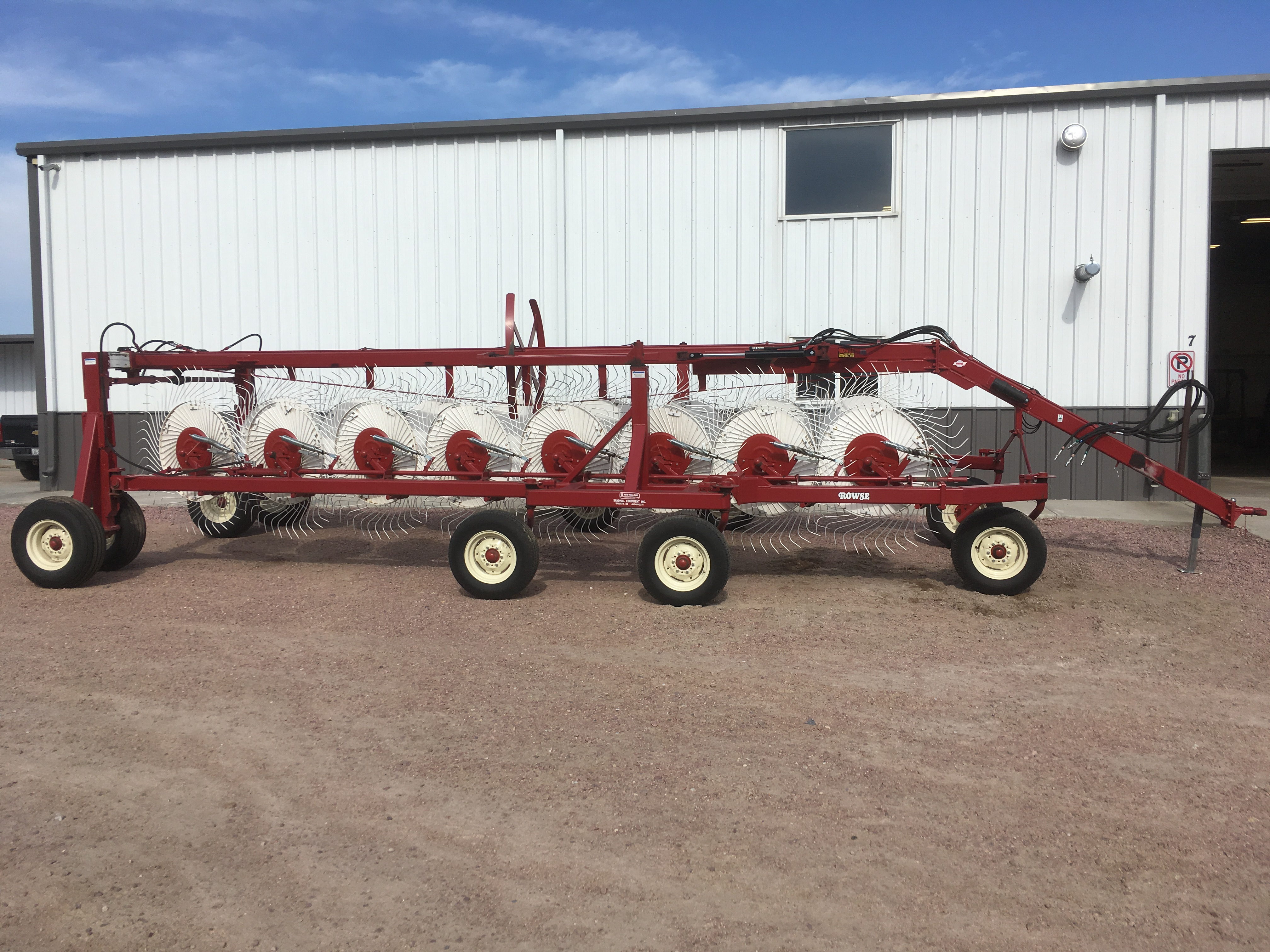 2013 Rowse WR1600