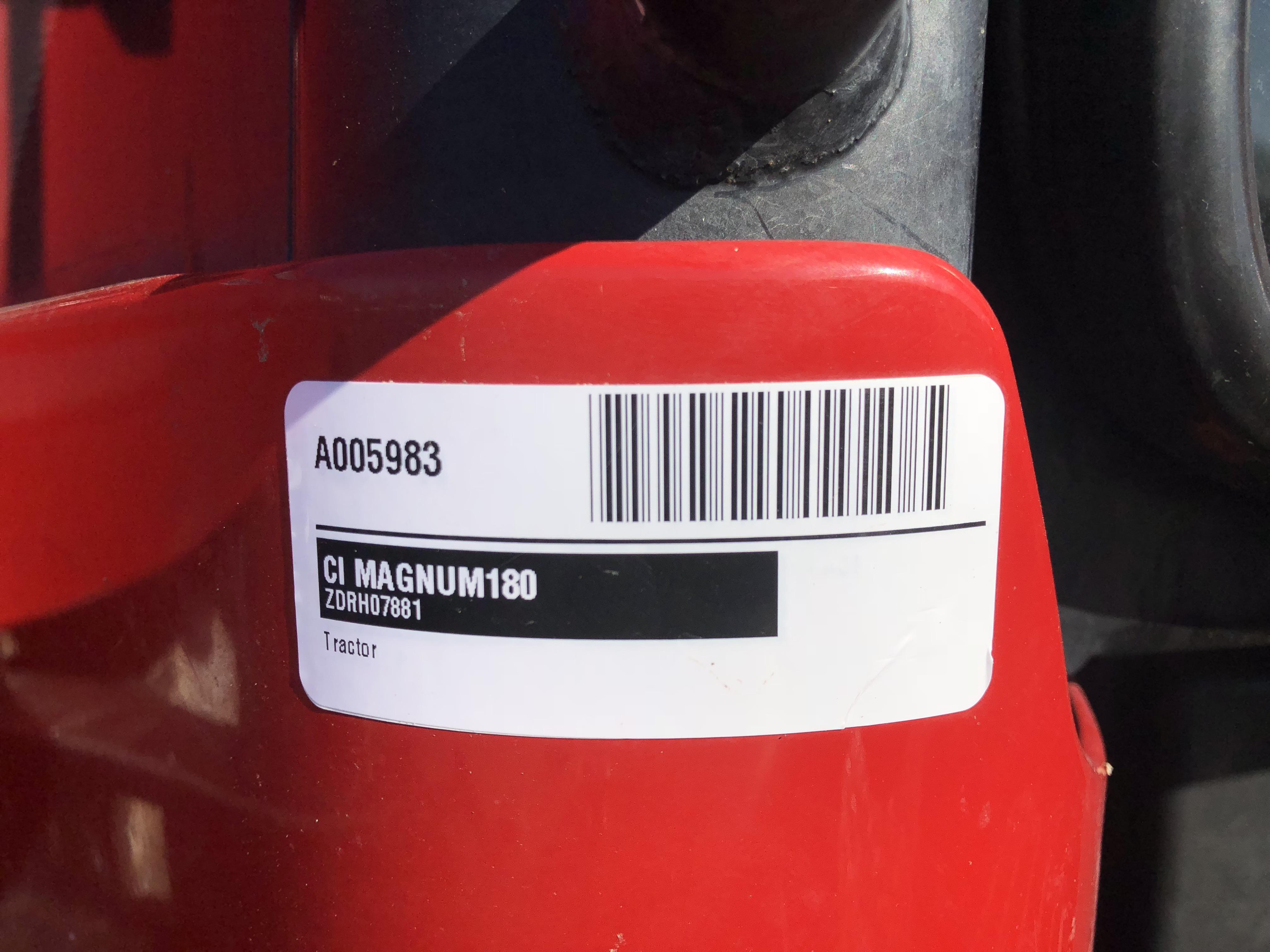 2013 Case IH Magnum™ 180