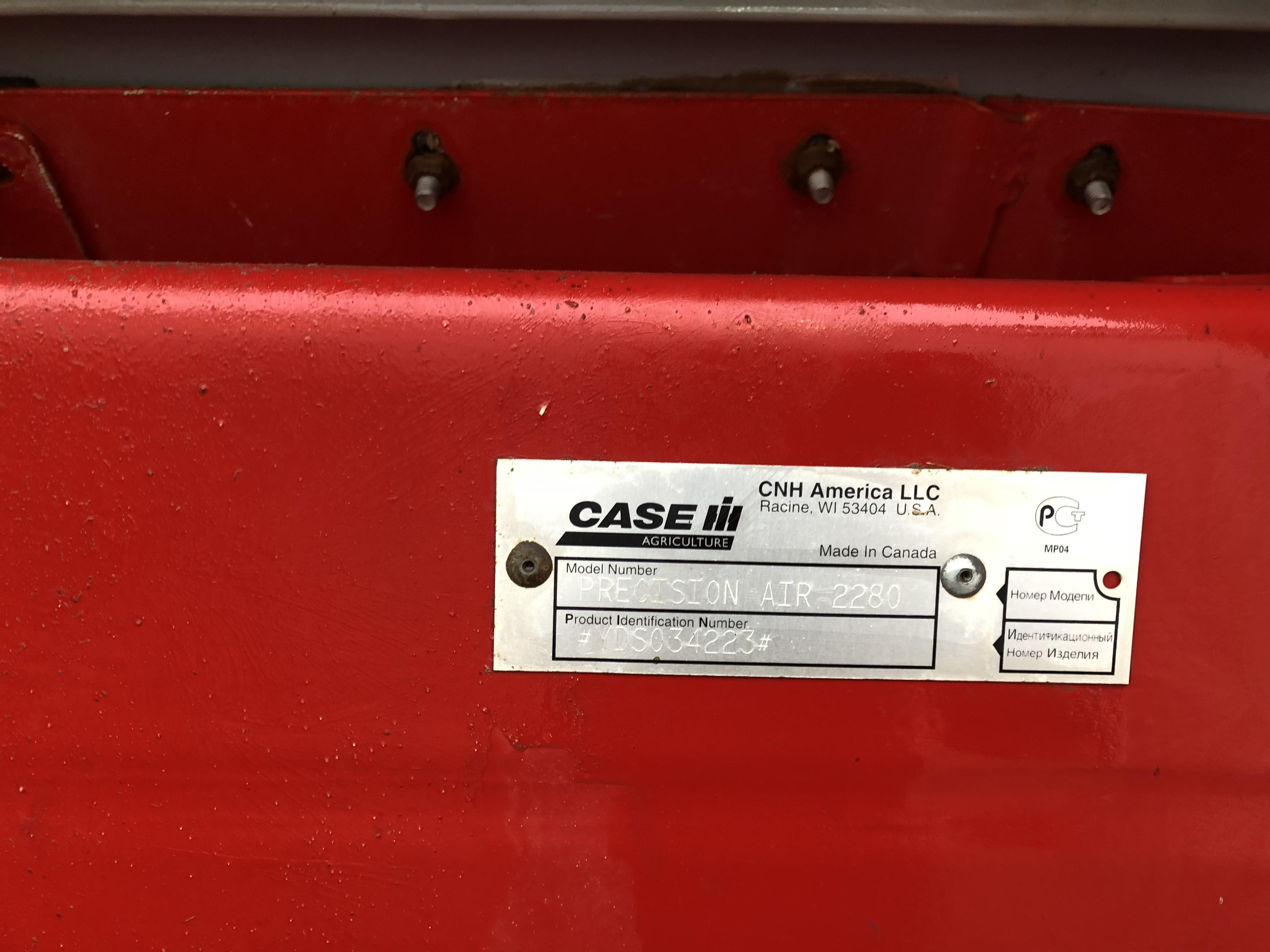 Case IH Precision Air® 2280
