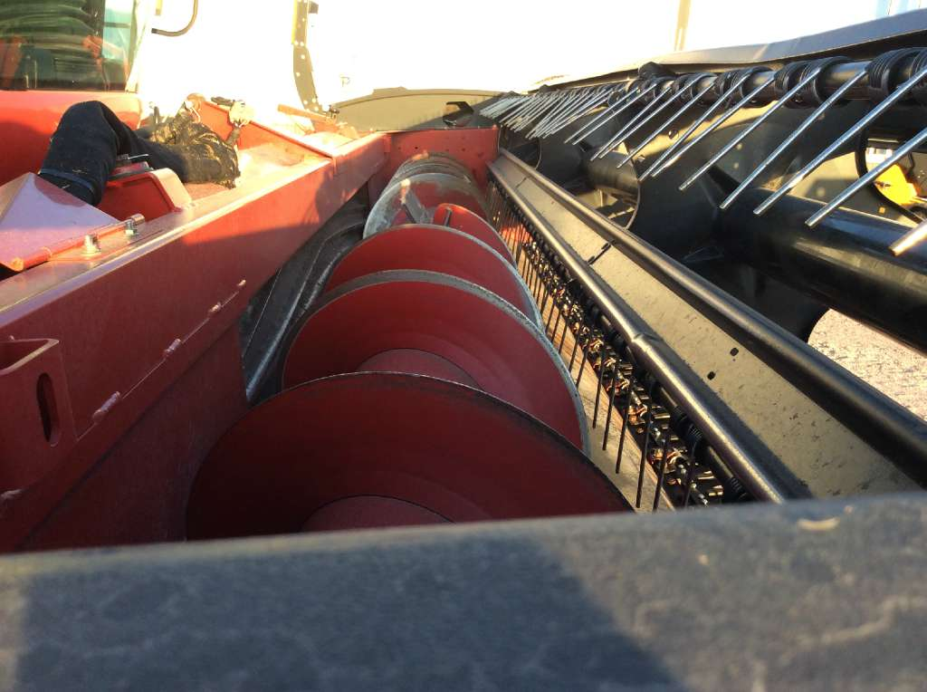 2010 Case IH WD1203 Self Propelled