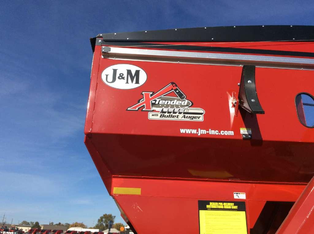 2016 J&M Mfg. 1312-20D