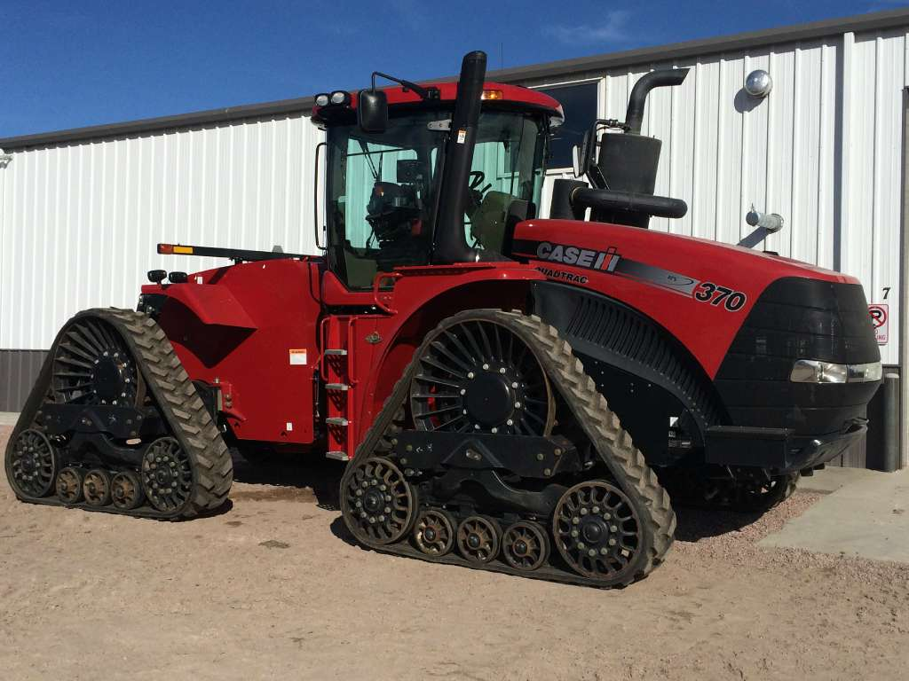 2014 Case IH Steiger 370RT