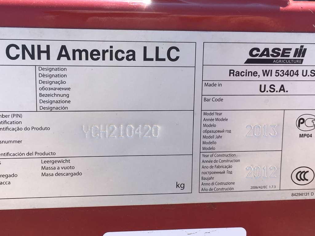 2013 Case IH 3020 35