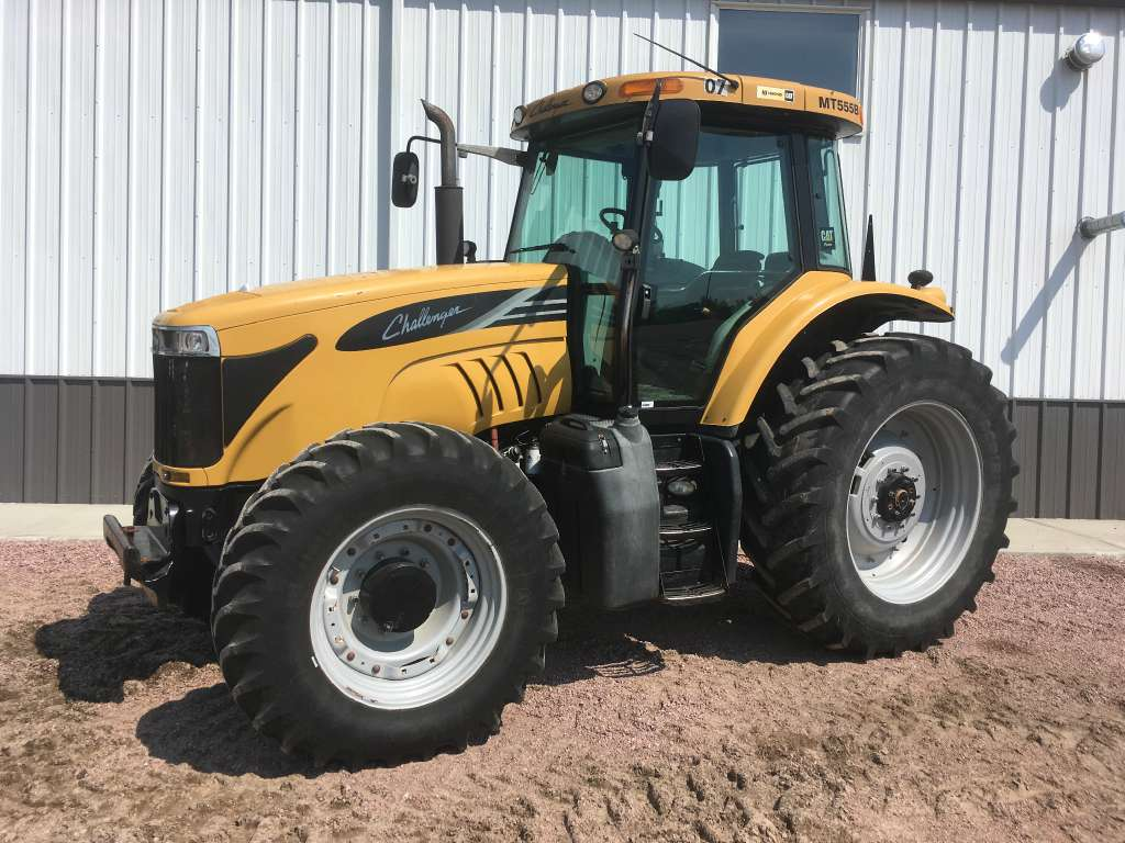 2007 Challenger MT555B