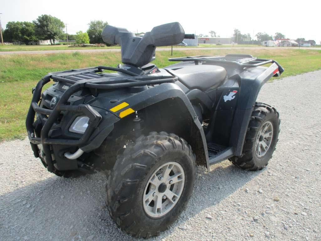 2008 Can-Am Outlander™ 400 H.O. XT