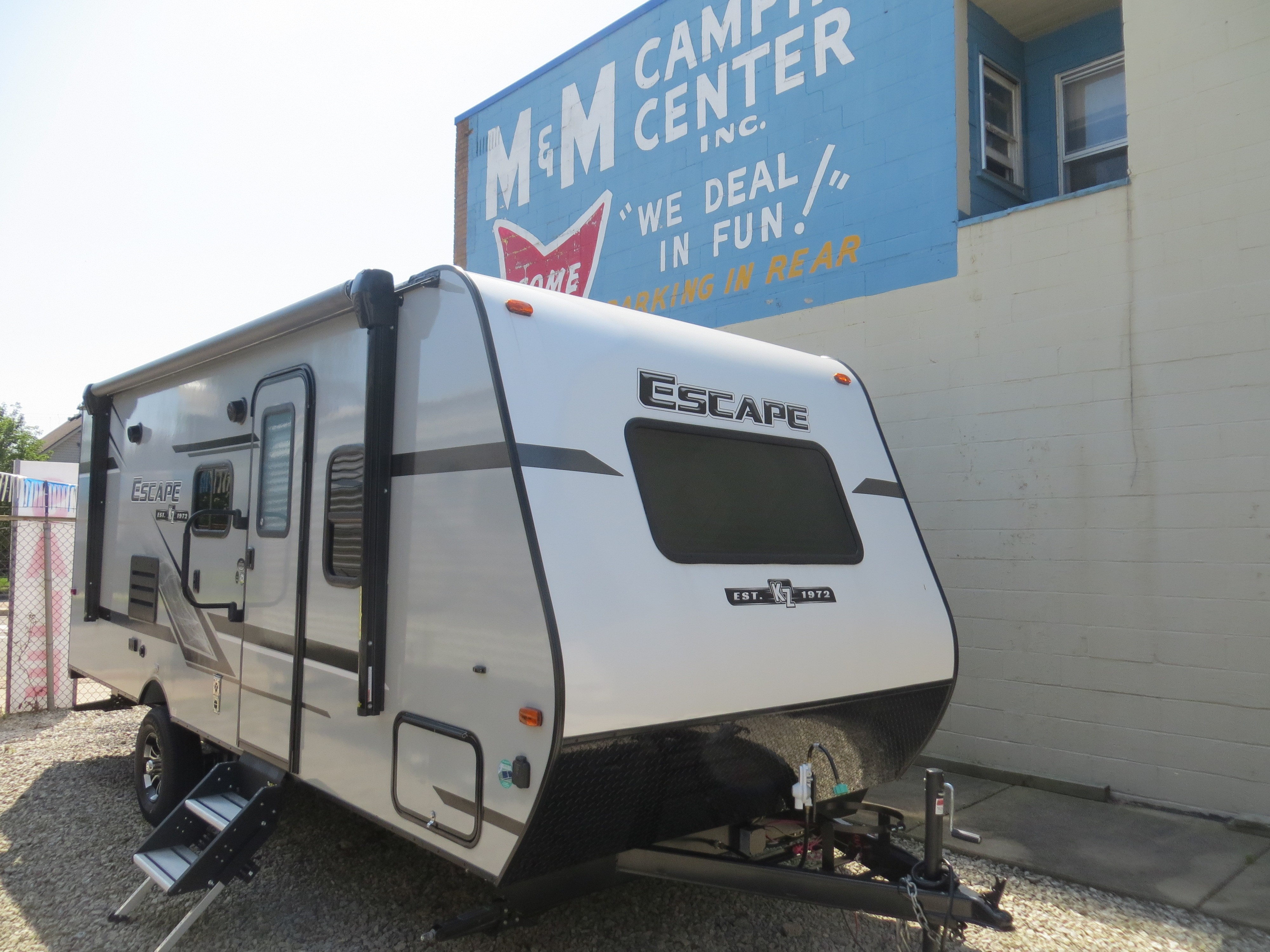 New 2019 KZ RV Spree Escape 191SS in Trenton, MI