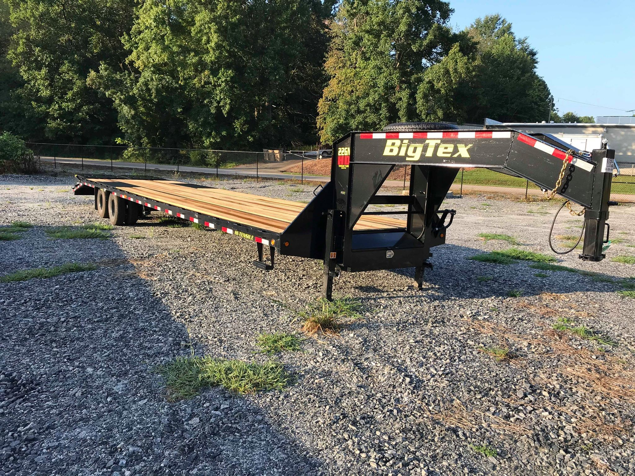 New 2019 Big Tex Trailers 22GN-35+5MR in Gainesville, GA Big Tex Trailer Wiring Harness on