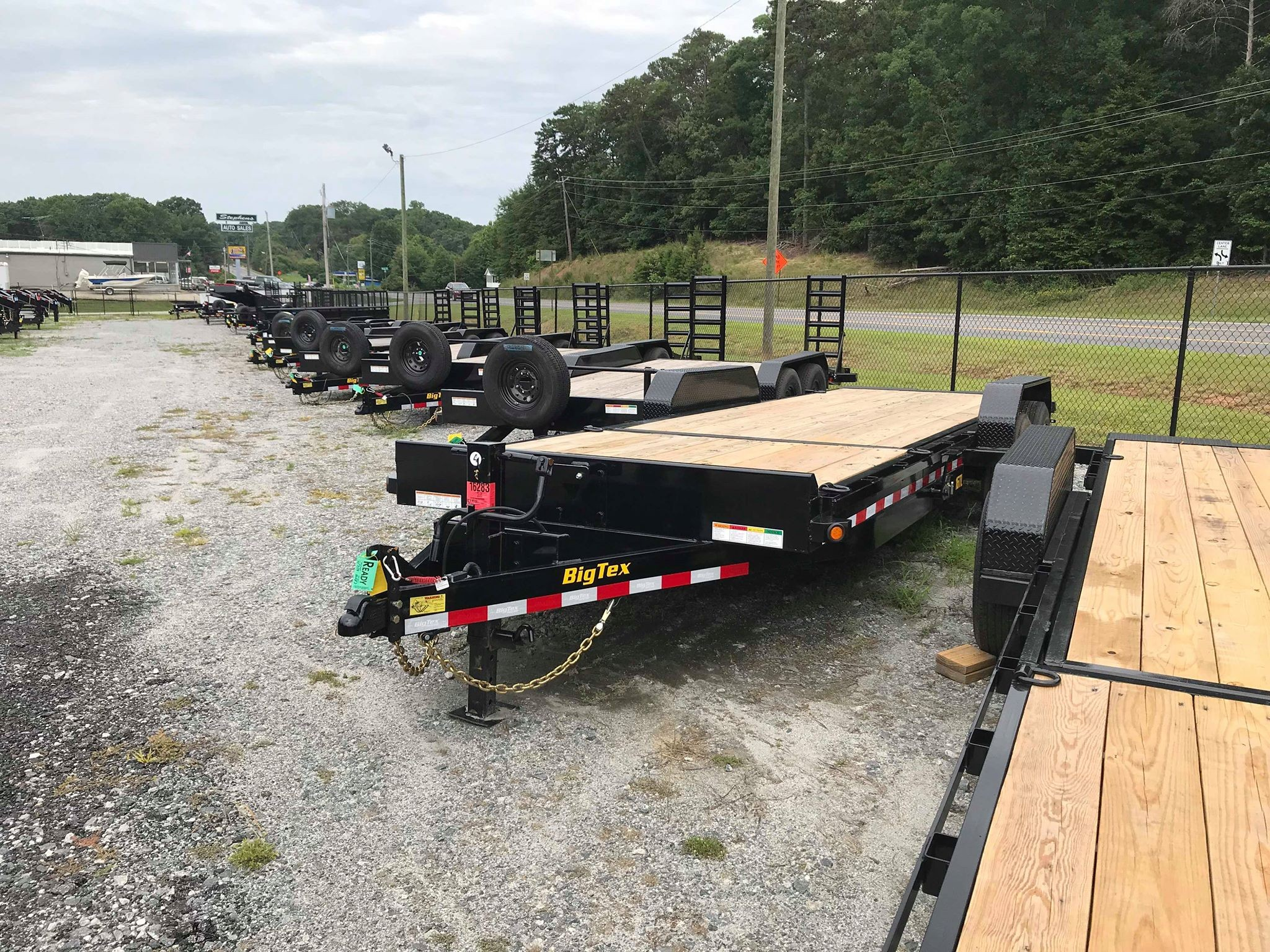New 2020 Big Tex Trailers 16TL-22 in Gainesville, GA Big Tex Trailer Wiring Harness on