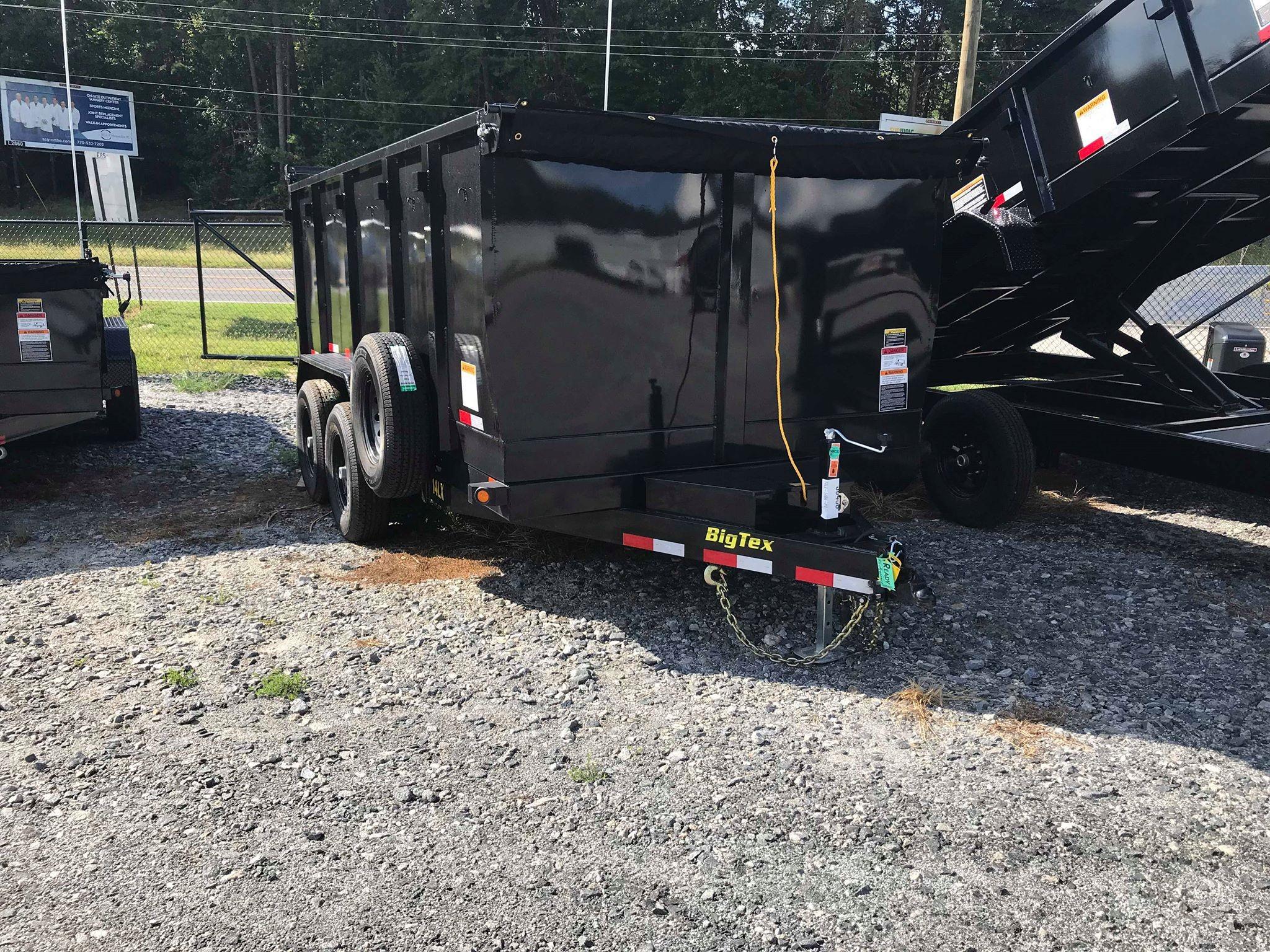 New 2020 Big Tex Trailers 14LX-14P4 in Gainesville, GA