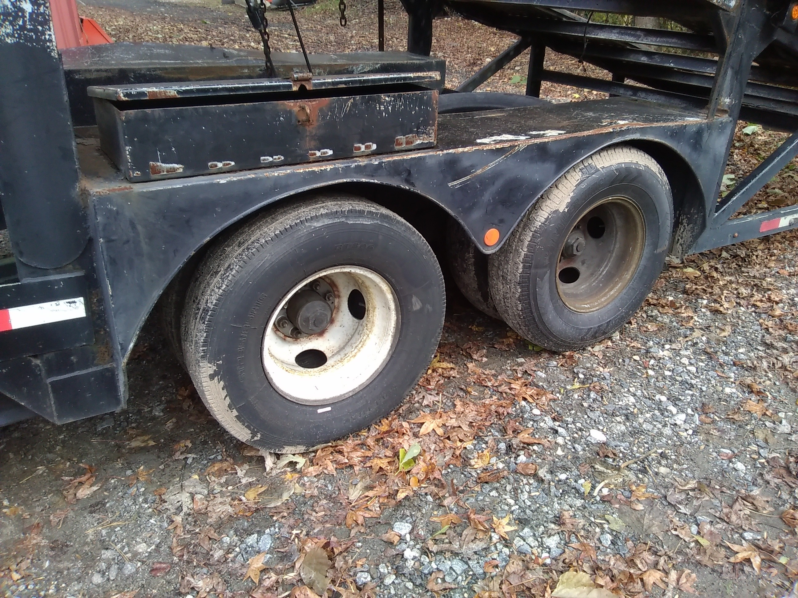 Used 2002 Wally Mo 4 Car Belly Load Hauler In Gainesville Ga